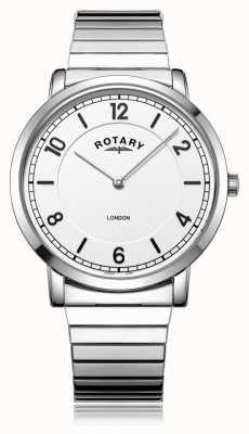 Rotary | Herren Edelstahlarmband | GB02765/18