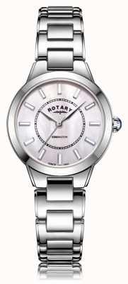 Rotary | Damen Edelstahlarmband | LB05375/07