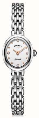 Rotary | Damen Edelstahl Armband | LB05150/02/D