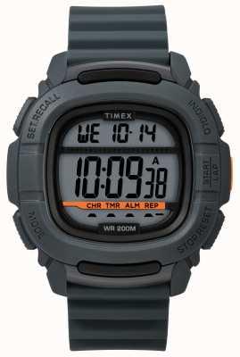Timex | verstärken Sie den Schock grau digital | TW5M26700SU