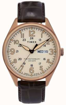 Timex | waterbury | traditionell | Tag Datum Uhr | TW2R89200D7PF