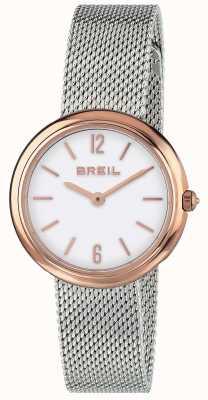 Breil | Damen-Iris-Edelstahl-Gurtband TW1777
