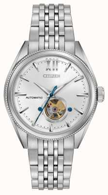 Citizen | Herren Signatur Grand Classic Automatik | rostfreier Stahl NB4000-51A