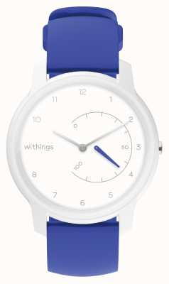 Withings Bewegen Sie den Activity Tracker weiß und blau HWA06-MODEL 4-ALL-INT