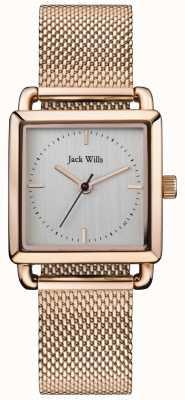 Jack Wills | Damen, die Rosegold tragen | JW016SLRS