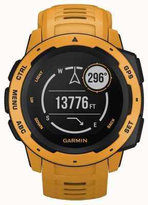 Garmin Instinkt Sunburst Outdoor GPS Silikonband 010-02064-03