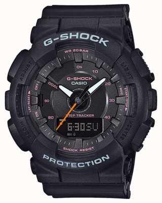 Casio | kompakter g-schock | schwarz | herren | GMA-S130VC-1AER