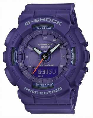 Casio | kompaktiert g-shock | blau | GMA-S130VC-2AER