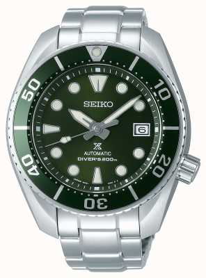 Seiko Prospex Diver Sumo Green Herren Edelstahl SPB103J1