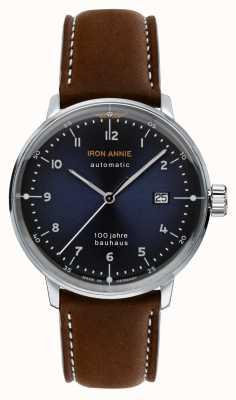 Iron Annie Bauhaus | automatisch | braunes Lederband | 5056-3