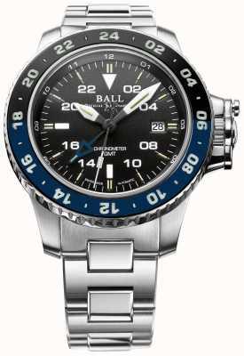 "Ball Watch Company Limited Edition Aerogmt II ""Batman"" Ingenieur Kohlenwasserstoff DG2018C-S5C-BK"