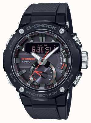 Casio G-stahl g-shock bluetooth link 200m wr kautschukband GST-B200B-1AER