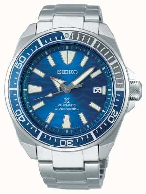 Seiko | prospex | rette den Ozean | Samurai | automatisch | Taucher | SRPD23K1