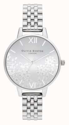 Olivia Burton | Frauen | bejeweled Spitze | Edelstahlarmband | OB16MV101