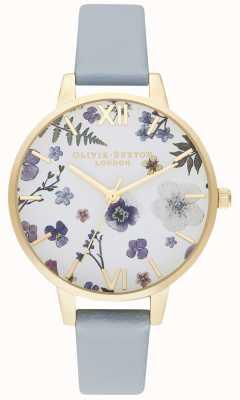 Olivia Burton | Frauen | Handwerker | veganes kreideblaues Armband | OB16AR08