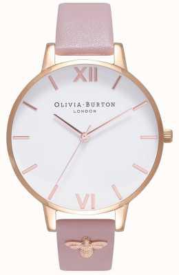 Olivia Burton | Frauen | 3d biene | verziertes Lederband | OB16ES15