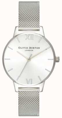 Olivia Burton | Frauen | sunray midi dial | stahlgeflecht armband | OB16MD86