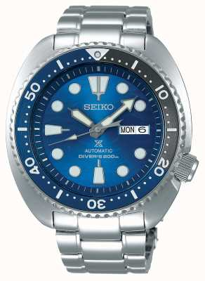 Seiko | prospex | rette den Ozean | Schildkröte | automatisch | Taucher | SRPD21K1