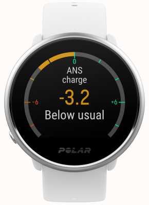 Polar | zünden | Aktivitäts- und Stunden-Tracker weißes Silikon | m / l | 90071067