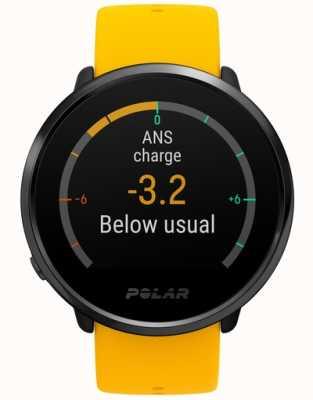 Polar | zünden | Aktivitäts - und Stunden - Tracker gelbes Silikon | m / l | 90075950