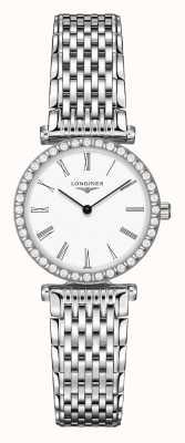 Longines | la grande classique de longines Frauen 24mm | Quarz L43410116