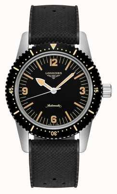 Longines | Haut Taucher Uhr Erbe | Männer | Schweizer Automatik | L28224569