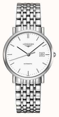 Longines | elegante Kollektion | Männer 37mm | Schweizer Automatik | L48104126
