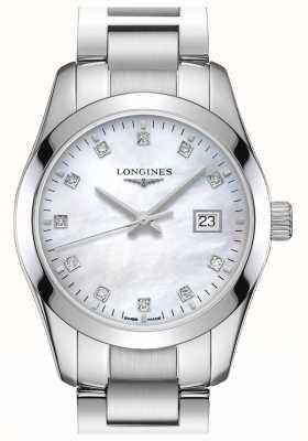 Longines   Eroberungsklassiker   Frauen   Schweizer Quarz L22864876