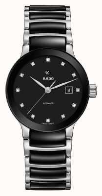 Rado Centrix Automatik Diamanten Keramik Armbanduhr R30009752