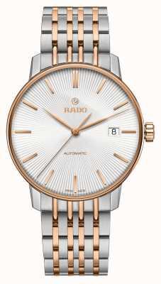 Rado Coupole klassische automatische zweifarbige Armbanduhr R22860027
