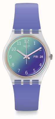 Swatch | ursprünglicher gent | ultralavande uhr | GE718