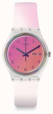Swatch | ursprünglicher gent | ultrafushia uhr | GE719