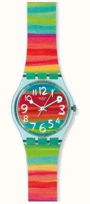 Swatch | ursprünglicher gent | färbe den himmel uhr | GS124