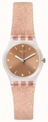 Swatch | ursprüngliche Dame | pinkindescent zu sehen | LK354D