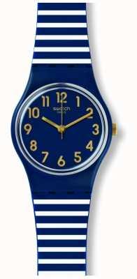 Swatch | ursprüngliche Dame | ora d'aria uhr | LN153
