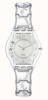 Swatch | Haut Klassiker | Kletterer blumige Uhr | SFK300G