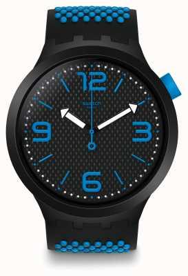 Swatch | groß fett | bbblue uhr | SO27B101