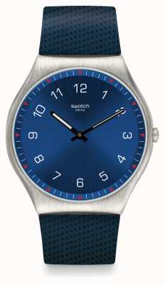 Swatch | haut ironie 42 | skinnavy watch | SS07S102