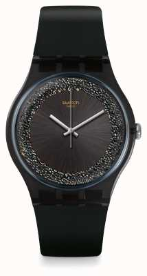 Swatch | neuer gent | darksparkles watch | SUOB156