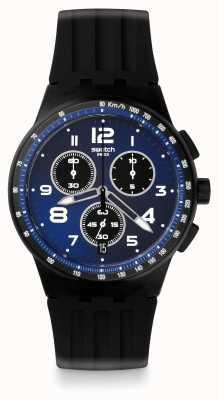 Swatch | Chrono Kunststoff | nitespeed uhr | SUSB402