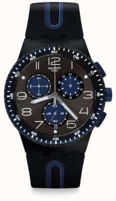 Swatch | Chrono Kunststoff | Kaicco Uhr | SUSB406