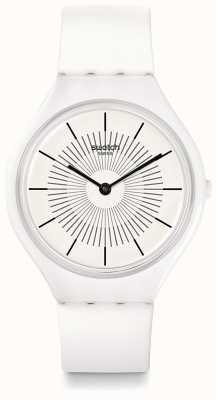 Swatch | Haut regelmäßig hautreine Uhr | SVOW100