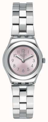 Swatch | eiserne Dame | Leidenschaft Uhr | YSS310G