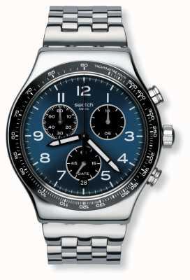 Swatch | neue ironie chrono | Boxengasse Uhr | YVS423G