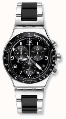 Swatch | neue ironie chrono | Uhr beschleunigen | YVS441G