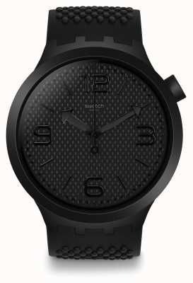 Swatch | groß fett | bbblack uhr | SO27B100