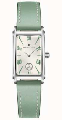 Hamilton Amerikanisches Armband in der klassischen Farbe Ardmore Quarz Mint H11221014