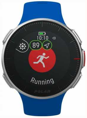 Polar | aussicht v blau | GPS Multi Sport Premium Trainingsstd 90080283