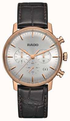 Rado Coupole klassischer Quarz Chronograph R22911125