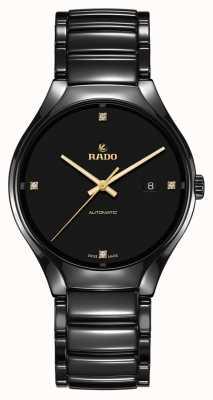 RADO Echte automatische Diamanten Hightech-Keramik R27056712